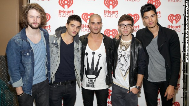 The Wanted is headed for a break, and more news to note