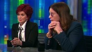 Sharon and Ozzy on the singer's addiction