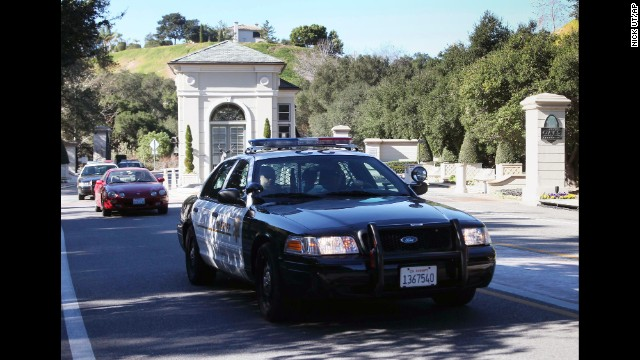 On January 14, authorities swarmed Bieber's mansion in Calabasas, California, in connection with an investigation into a report of an egg-throwing incident at a neighbor's house. A friend of the singer's was arrested on a felony drug charge, and Bieber's phone was seized as part of the investigation.