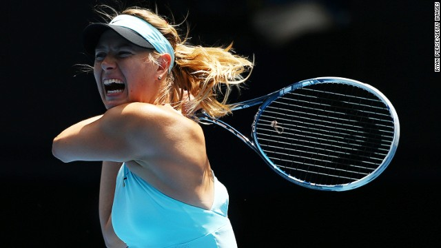No. 3 seed Maria Sharapova was Cibulkova's biggest scalp on route to the final. The Slovakian lost the first set but outplayed the Russian in the final two sets, eventually prevailing 3-6 6-4 6-1.