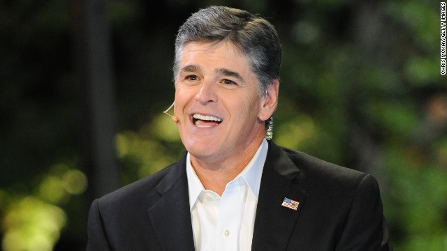 Does Hannity want to run for office?