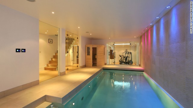Luxury basements are an increasingly common addition to high-end properties in London. The number of dig-down projects has increased by more than 500% over the last 10 years in the borough of Chelsea and Kensington alone.