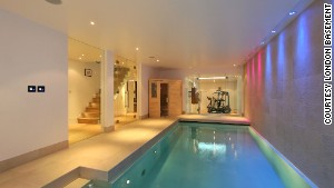 London's insane luxury basements