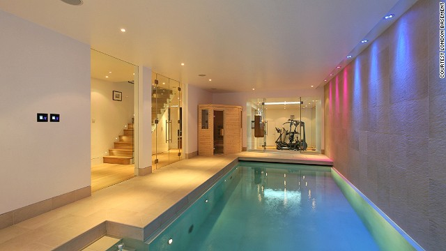 Swimming Pools And Golf Ranges In London 39 S Luxury Basements