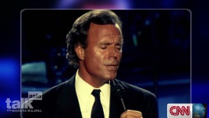 Julio Iglesias: Accident made me singer