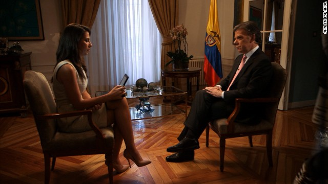 "Santos: ""Podemos llegar a acuerdos con FARC este año"""