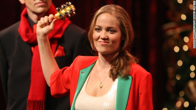 "Actress Erika Christensen defended Scientology last year after the release of ""Going Clear,"" a book that offered a probing look at the controversial church. ""(People assume) we're some kind of closed group and we're just the Hollywood religion ... and we worship rabbits. I don't actually know how many people think that,"" she<a href='https://www.youtube.com/watch?feature=player_embedded&v=SXNeSuUMdhc' target='_blank'> joked in an online video</a>."