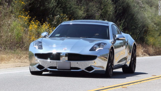 When you're Justin Bieber, you get a $100,000 electric sports car for your 18th birthday -- and on<a href='http://marquee.blogs.cnn.com/2012/03/01/justin-bieber-gets-birthday-surprise-on-ellen/'> Ellen DeGeneres' talk show</a>, no less.