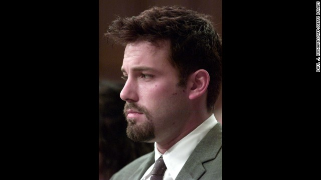 Ben Affleck surprised friends when he checked into rehab for alcohol abuse in 2001, People magazine reported.