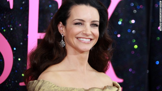 """Sex and the City"" actress Kristin Davis told Health magazine in 2008 that unlike her cocktail-loving character Charlotte York, she is a recovering alcoholic. The 48-year-old admitted that she was drinking so much, she didn't think she'd live past 30."