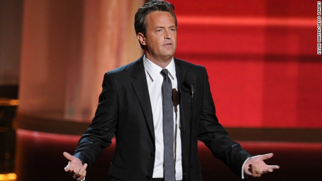 "Matthew Perry <a href='http://www.people.com/people/article/0,,20489277,00.html' target='_blank'>has struggled </a>with an addiction to prescription drugs and alcohol and landed on the cover of People magazine<a href='http://marquee.blogs.cnn.com/2013/07/03/matthew-perrys-road-to-sobriety/'> to discuss his road to sobriety.</a> While he was on ""Friends,"" he said, ""it would seem like I had it all. It was actually a very lonely time for me, because I was suffering from alcoholism."""