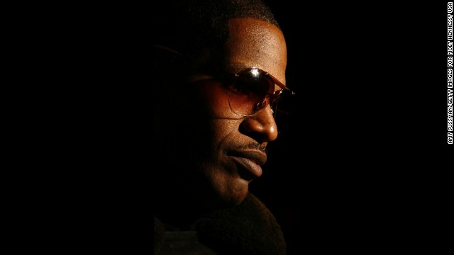 <strong>Jamie Foxx. </strong>He <a href='http://www.imdb.com/name/nm0004937/bio' target='_blank'>reportedly chose it </a>when he got into standup and realized that female comics were often selected to go onstage first and chose an androgynous name.