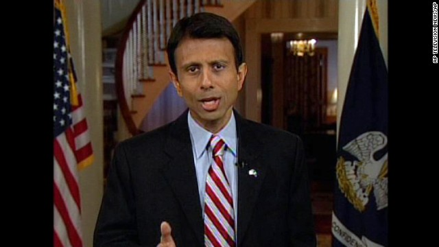 <strong>2009: Gov. Bobby Jindal of Louisiana --</strong> As the first Indian-American governor, Jindal was hailed a GOP rising star and possible presidential contender. But when he stepped up to the mike in an ill-fitting suit and sputtered through his party's response to President Barack Obama's State of the Union address, Jindal's star lost some of its shine.
