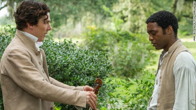 Sure enough, McQueen's harrowing adaptation of Solomon Northup's narrative was the best picture of the year.