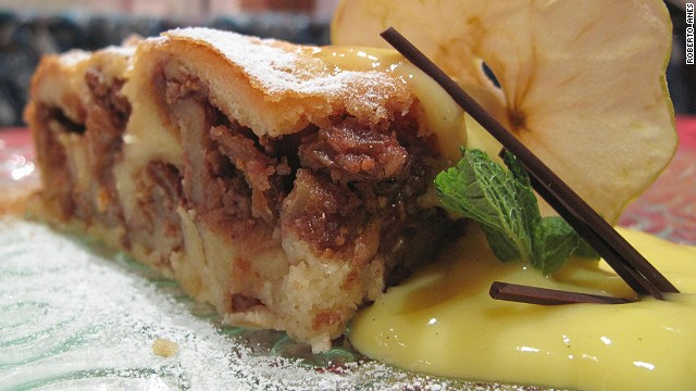 Italy's northernmost region has a split personality. Strudel shows its Austro-Hungarian side.