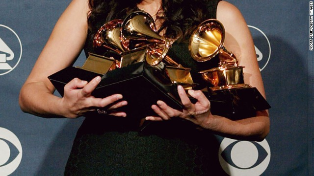 It's Grammys time and a few of the presenters, nominees and performers in attendance are not exactly who claim to be. Take the celebrity name game challenge and see if you can match the birth name with the artist.