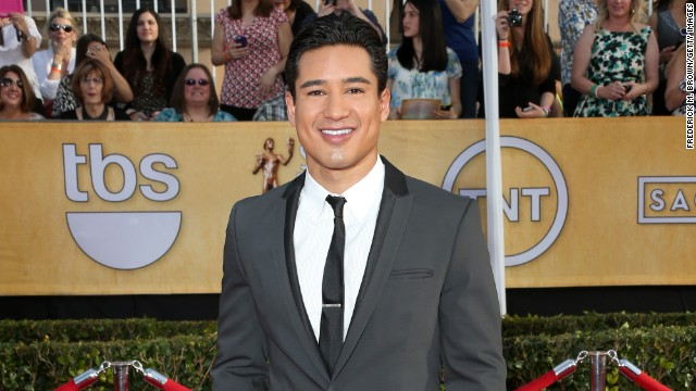 "After Pope Francis was elected last year, television personality Mario Lopez tweeted, ""Big moment for the church & for those of us who call ourselves Catholics. I hope Pope Francis comes with an open heart & open mind... #Faith."""