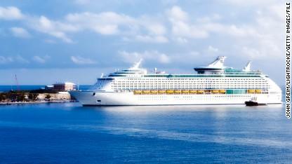 People Sick On Cruise Ship