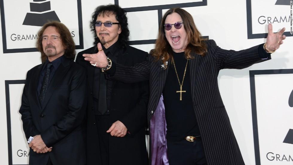 Grammy 2014: Alfombra roja