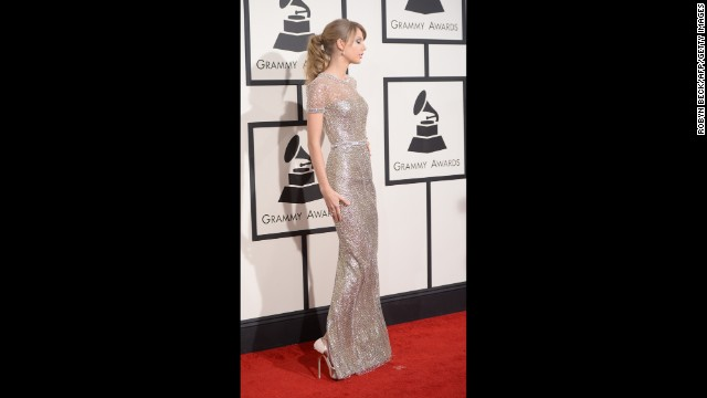 Who was best-dressed at the Grammys?