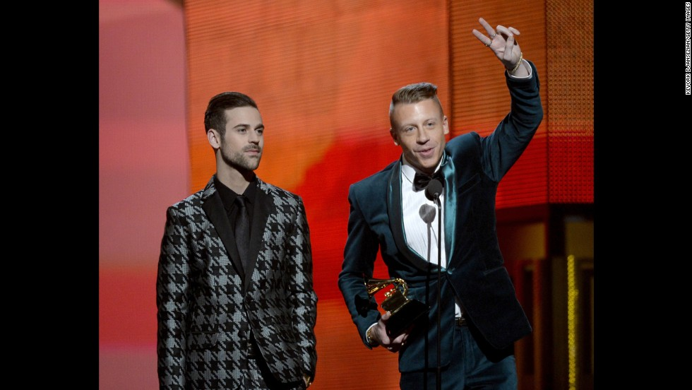 Grammy 2014: Ganadores