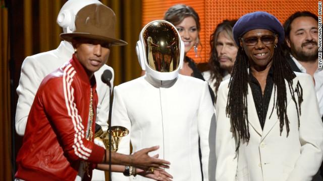 Grammys 2014: Winners list
