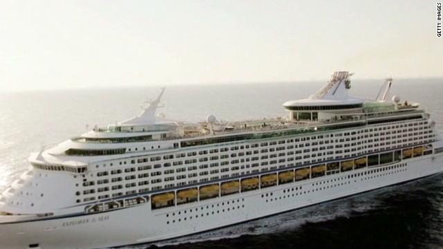 Asciende a 600 la cifra de enfermos en un crucero de Royal Caribbean