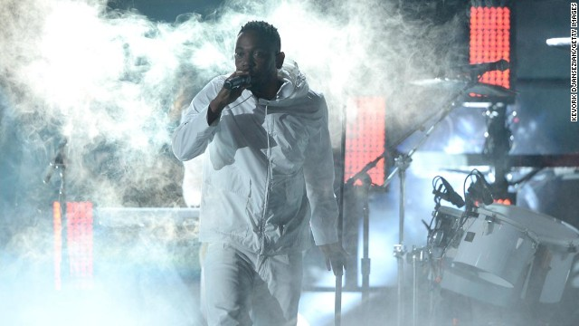 Kendrick Lamar responds to Grammys snub