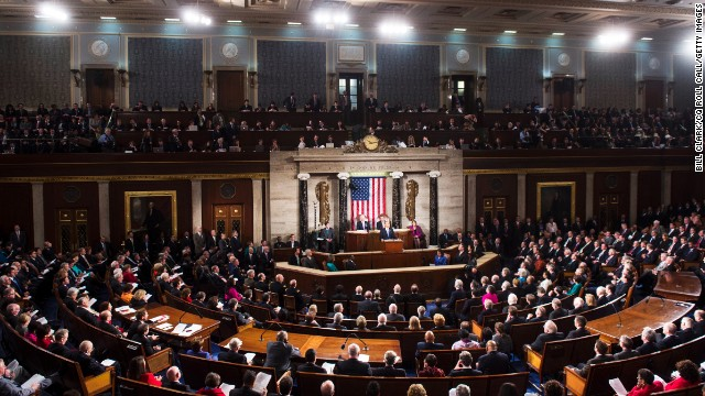State of the Union: Congress - coming to life?