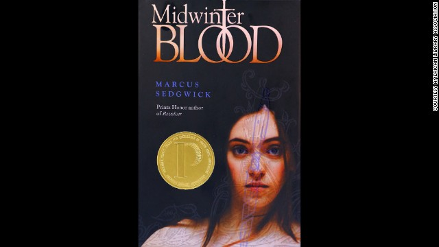 """Midwinterblood,"" written by Marcus Sedgwick, is the 2014 Printz Award winner."