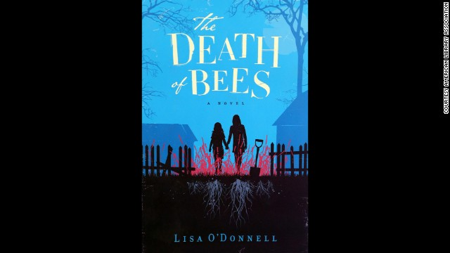 """The Death of Bees,"" written by Lisa O'Donnell, is one of 10 books to win the Alex Award for best adult book that appeals to teen audiences."