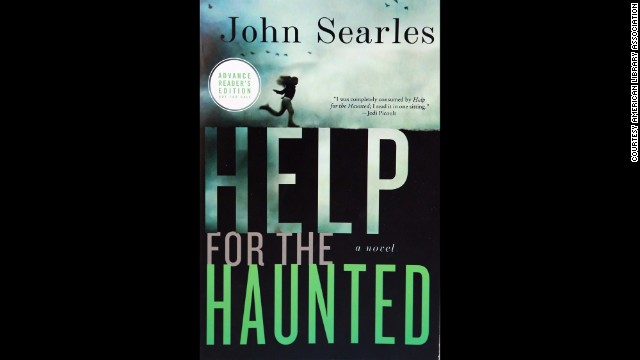 """Help for the Haunted,"" written by John Searles, is one of 10 books to win the Alex Award for best adult book that appeals to teen audiences."