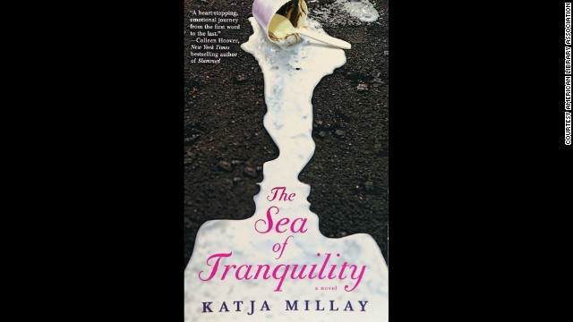 """The Sea of Tranquility: A Novel,"" written by Katja Millay, is one of 10 books to win the Alex Award for best adult book that appeals to teen audiences."