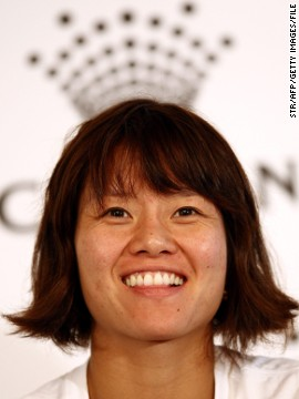 Li's success Down Under -- it was her third Australian Open final in four years -- earned her a sponsorship deal with resort operator Crown which has been extended until 2015.