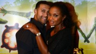"""Real Housewives of Atlanta"" husband Apollo Nida has reported to prison to start an eight-year federal sentence for a fraud conviction, despite a side trip to have a final word with his wife."