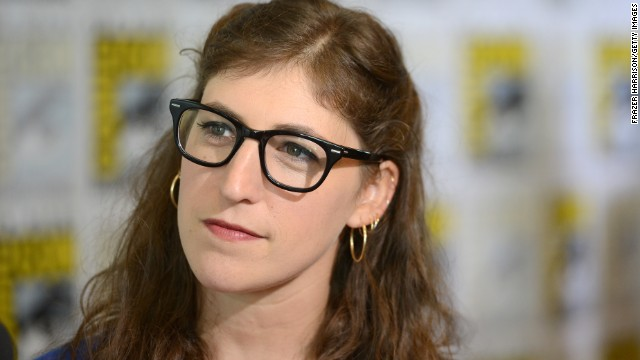 """Mayim Bialik doesn't just play a genius on """"The Big Bang Theory."""" She also triple majored as an undergrad at UCLA in Hebrew, Jewish studies and neuroscience and then earned a Ph.D. in neuroscience."""