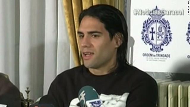 """Falcao: """"Aunque tenga 1% de posibilidad de ir al Mundial, voy a pelear por conseguirlo"""""""