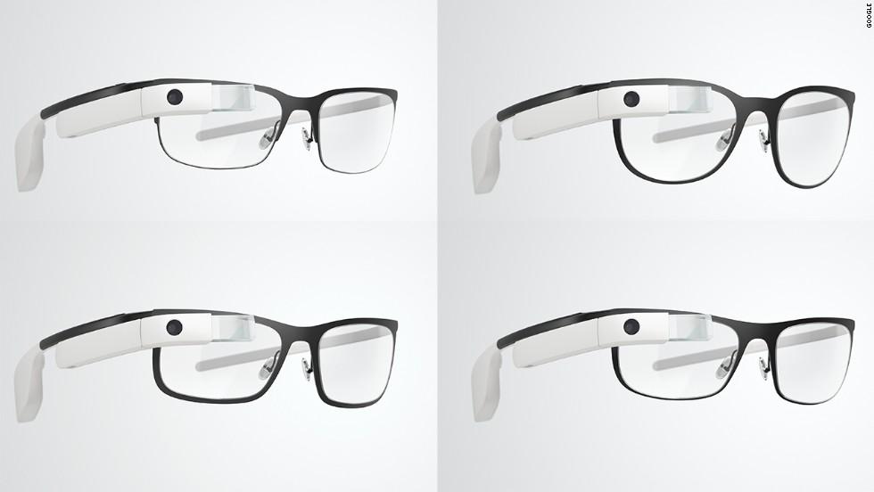 Nuevas Google Glass