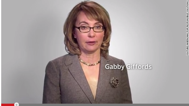 Giffords asks 'What is Congress afraid of?' in SOTU gun control ad