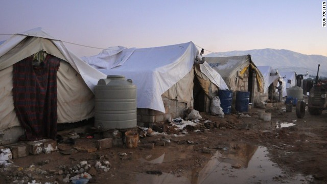Syrian refugees in Akkar and the Bekaa Valley are living in camps that are overwhelmed and often undersupplied. Grassroots efforts are trying to help in large and small ways.