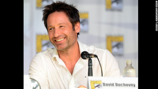 Actor David Duchovny went all-Ivy League with a bachelor's English literature from Princeton University and master's in the same subject from Yale University.