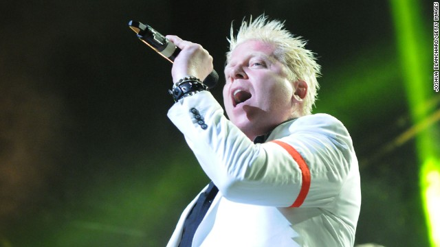 Dexter Holland of the Offspring has both a bachelor's and a master's in molecular biology from the University of Southern California.