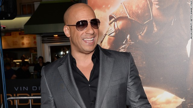 Vin Diesel tapes himself dancing to Katy Perry, Beyonce