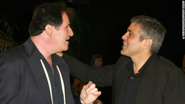 "Only a Kind friend would let someone pull a ""five or six year"" prank and still talk to them. That's the kind of relationship that Richard Kind, left, and George Clooney have, as they've been <a href='http://www.esquire.com/features/what-ive-learned/meaning-of-life-2012/george-clooney-quotes-0112-2' target='_blank'>through thick</a> <a href='http://www.cbsnews.com/news/george-clooney-on-his-longest-practical-joke/' target='_blank'>and thin</a> together."