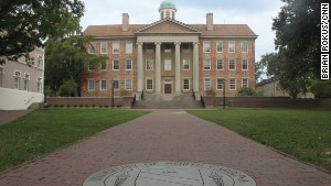 Former athlete sues UNC