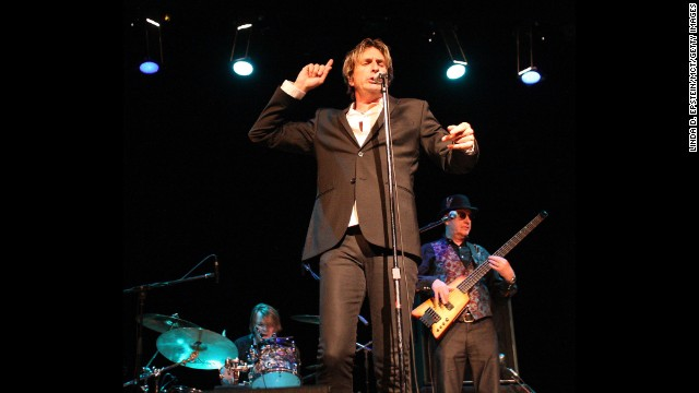 "Yes, The Fixx is definitely in. The New Wave band was formed in London in the 1970s and is still making music. ""One Thing Leads to Another"" still gets the crowds moving."