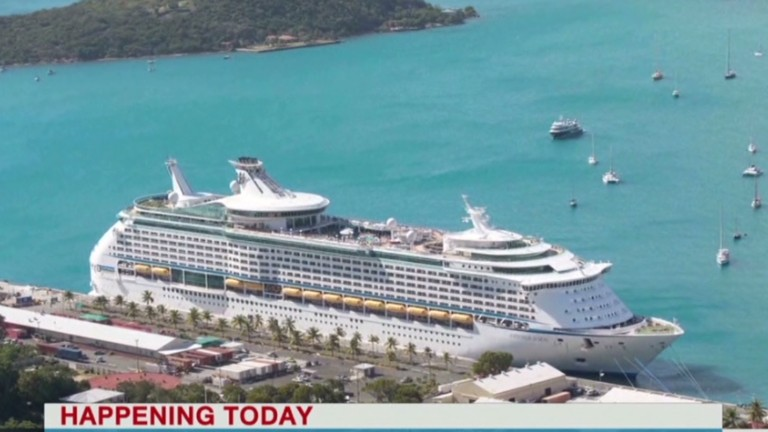 Nearly 700 Crew And Passengers Head Home Cnn Com Video