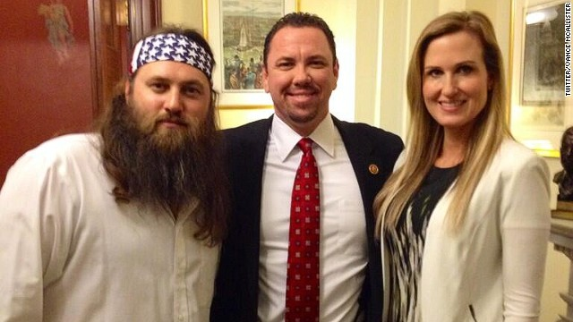 State of the Union's special guest? 'Duck Dynasty's' Willie Robertson