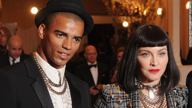 "Madonna, 55, recently broke up with 26-year-old dancer Brahim Zaibat. She says her repeat May-December romances aren't intentional. ""That's just what happened ... that's the romantic in me,"" <a href='http://abcnews.go.com/blogs/entertainment/2012/01/madonna-on-younger-men-missing-certain-things-about-marriage/' target='_blank'>she said in 2012</a>. ""I just met someone that I cared for, and this happened to be his age."""