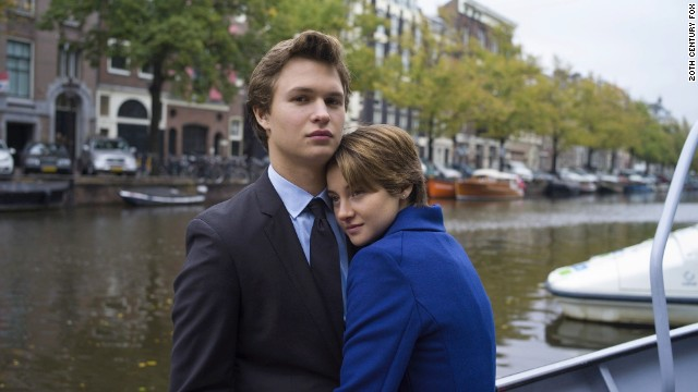 New 'Fault In Our Stars' trailer, and more news to note